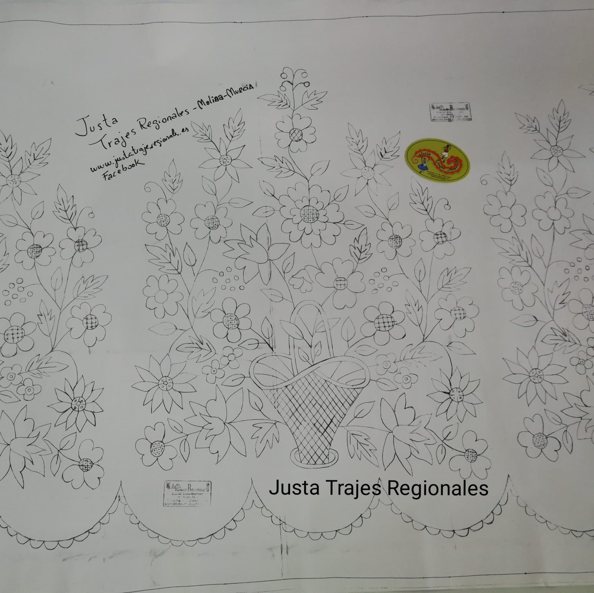 Dibujos de refajos en papel