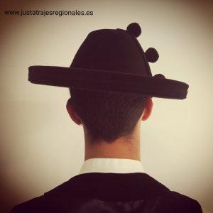 130€ sombrero-calañes-huertano-justa-trajes-regionales-venta